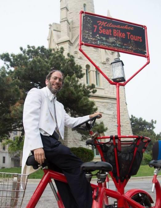 Bike Tours Milwaukee Wi
