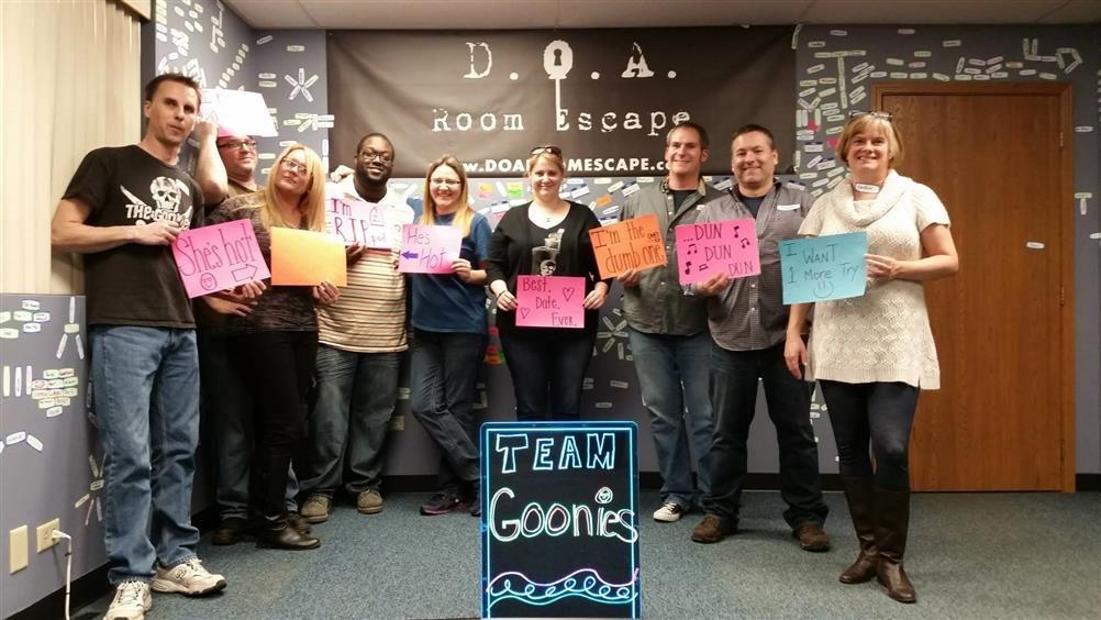 Escape Room Wisconsin Dells
