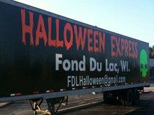 halloween express fond du lac