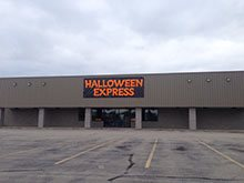 halloween express appleton